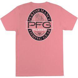 Columbia Mens PFG Catch Pilsner Short Sleeve T-Shirt