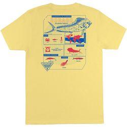 Columbia Mens Dobee Dorado Short Sleeve T-Shirt