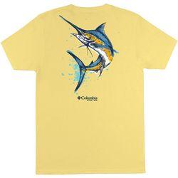 Columbia Mens Salty Short Sleeve T-Shirt