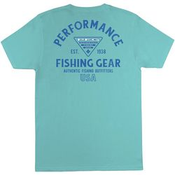 Columbia Mens PFG Authentic Short Sleeve T-Shirt