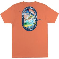 Columbia Mens Collage Short Sleeve T-Shirt