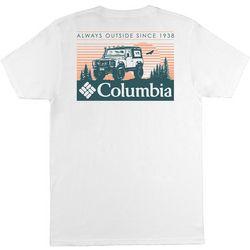 Columbia Mens Crawling Short Sleeve T-Shirt
