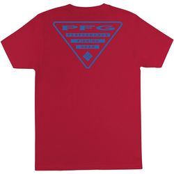 Columbia Mens PFG Triangle T-Shirt