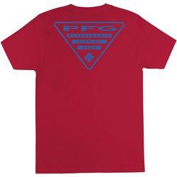 Columbia Mens PFG Triangle T-Shirt