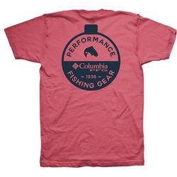 Columbia Mens PFG Crush Graphic T-Shirt