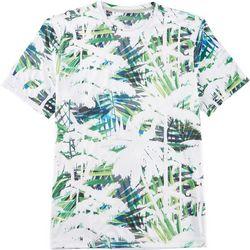 Reel Legends Mens Reel-Tec Painted Palms T-Shirt