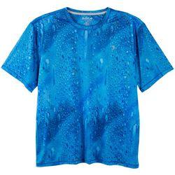 Reel Legends Mens Reel-Tec Bradbury Rain T-Shirt