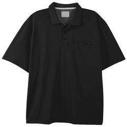 Reel Legends Mens Freeline Pocket Polo Shirt