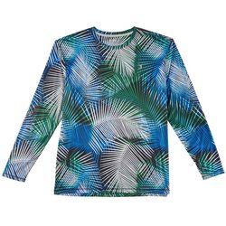 Reel Legends Mens Keep It Cool Fast Fronds T-Shirt