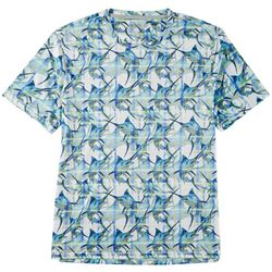 Reel Legends Mens Reel-Tec Billfish Brigade T-Shirt