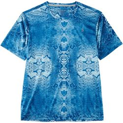 Reel Legends Mens Keep It Cool Rorschach T-Shirt