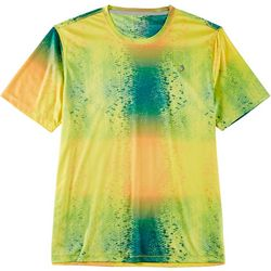 Reel Legends Mens Keep It Cool Colorful Skin T-Shirt