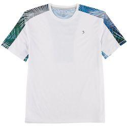 Reel Legends Mens Reel-Tec Fast Fronds Piece T-Shirt