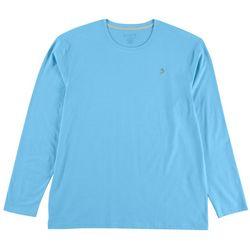 Reel Legends Mens Reel Fresh Heathered Long Sleeve T-Shirt