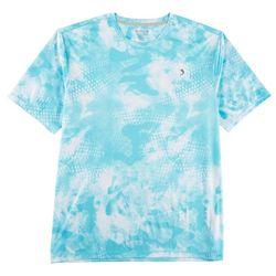 Reel Legends Mens Keep It Cool Camo Scales T-Shirt