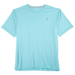 Reel Legends Mens Reel-Tec Atoll Contrast Stitch T-Shirt