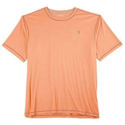 Reel Legends Mens Reel-Tec Contrast Stitched T-Shirt