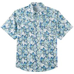 Reel Legends Mens Saltwater Billfish Brigade Shirt