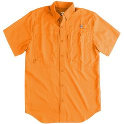 Reel Legends Mens Saltwater II Short Sleeve Shirt
