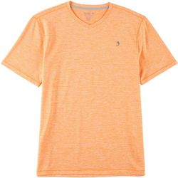 Reel Legends Mens Freeline Angler V-Neck T-Shirt