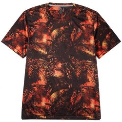 Reel Legends Mens Reel-Tec Mystery Palms T-Shirt