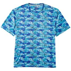 Reel Legends Mens Reel-Tec Barracuda T-Shirt