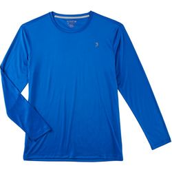 Reel Legends Mens Reel-Tec Long Sleeve Shirt