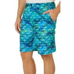 Reel Legends Mens Bonefish Choppy Waters Shorts