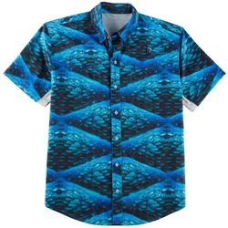 Reel Legends Mens Mariner Migration Shirt