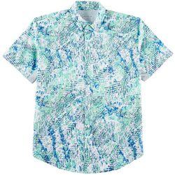 Reel Legends Mens Mariner Skin Tide Shirt