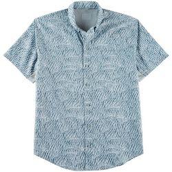 Reel Legends Mens Mariner Grunt Shirt
