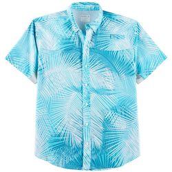 Reel Legends Mens Mariner Fast Fronds Shirt
