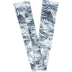 Reel Legends Mens Keep It Cool Aqua Palms Sun Sleeves