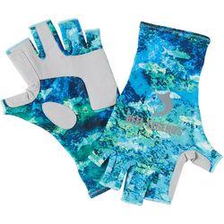Reel Legends Mens Keep It Cool Choppy Waters Gloves