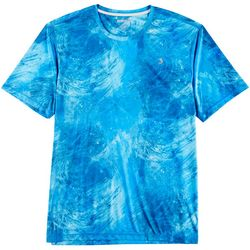 Reel Legends Mens Reel-Tec Water Ripple T-Shirt