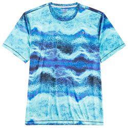 Reel Legends Mens Reel-Tec Generated Skin T-Shirt
