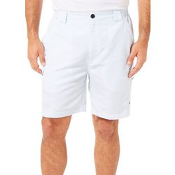 Reel Legends Mens Bonefish Waveforms Shorts