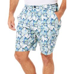 Reel Legends Mens Bonefish Billfish Shorts
