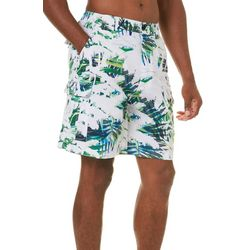 Reel Legends Mens Bonefish Painted Palms Boardshorts