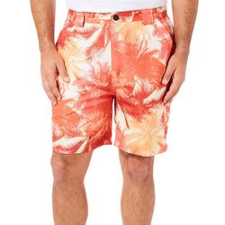 Reel Legends Mens Bonefish Hammock View Print Shorts