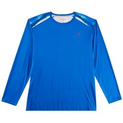 Reel Legends Mens Reel-Tec Beach Long Sleeve T-Shirt