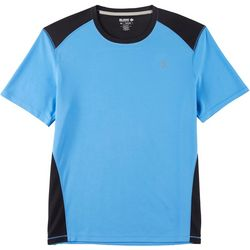 Reel Legends Mens Freeline Colorblocked Short Sleeve T-Shirt