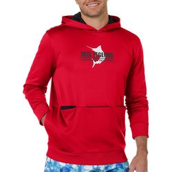 Reel Legends Mens Hands Free Hoodie