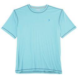Reel Legends Mens Reel-Tec Bluefish Stitch T-Shirt