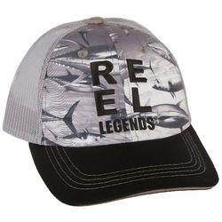 Reel Legends Mens Tuna Trucker Hat