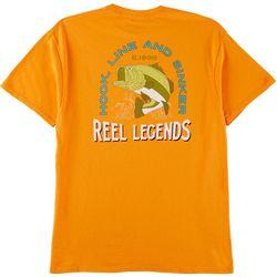 Reel Legends Mens Hook Line & Sinker T-Shirt