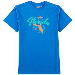 Reel Legends Mens Florida Sunshine State T-Shirt