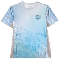 Reel Legends Mens Reel-Tec Grouper T-Shirt