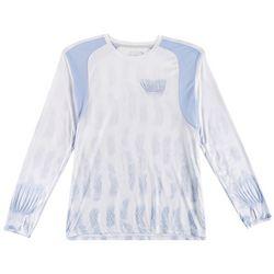 Reel Legends Mens Reel-Tec Sheepshead T-Shirt