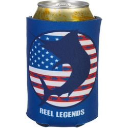 Reel Legends Americana Circle Can Cooler